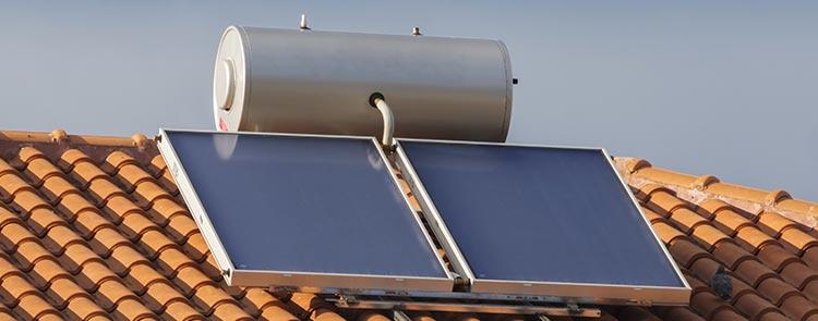 chauffe-eau solaire pas cher